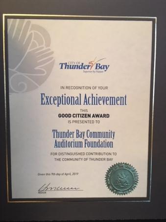 city award 3